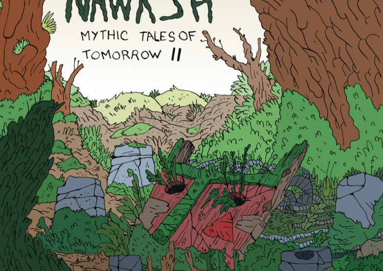Mythic Tales of Tomorrow II – NAWKSH