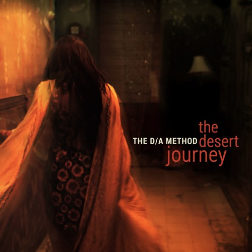 The Desert Journey Single Artwork
