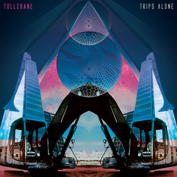Trips Alone Tollcrane artwork