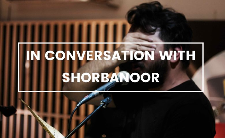 Love Songs for Depressives: in conversation with Shorbanoor