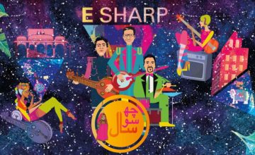 Here's everything you need to know about E Sharp's latest album '600 Saal'