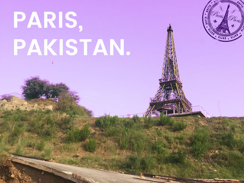 Paris Bahria Town