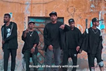 Patari kicks off Aslis Vol. 2 with the tribal drums of the Lyari Underground Rappers