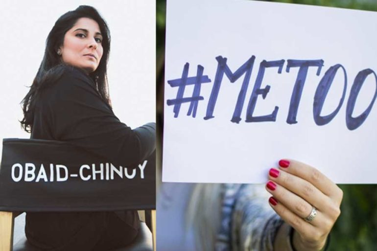 Obaid-Chinoy Harassment