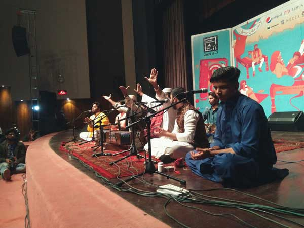 Abu Muhammad and Fareed Ayaz Qawwali Group