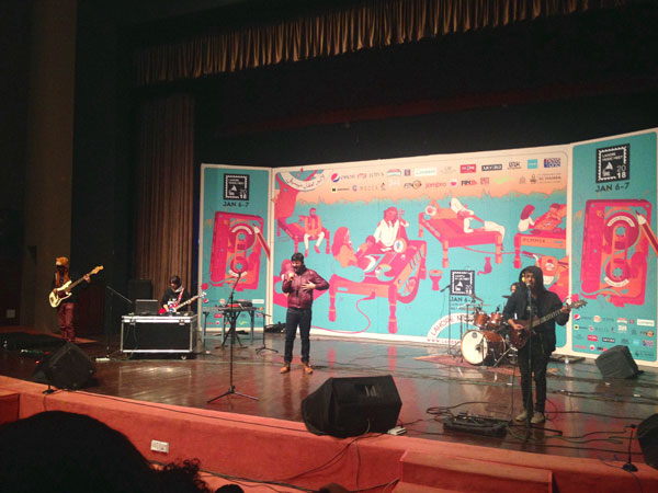 Sikandar Ka Mandar headlining Day 1 at LMM18