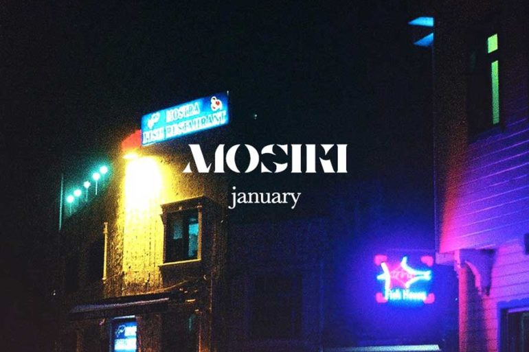 Mosiki Mixtape January 2018