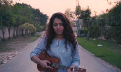 Watch Sameen Qasim perform 'Summers in Karachi' in our latest episode of Aangan Tehra