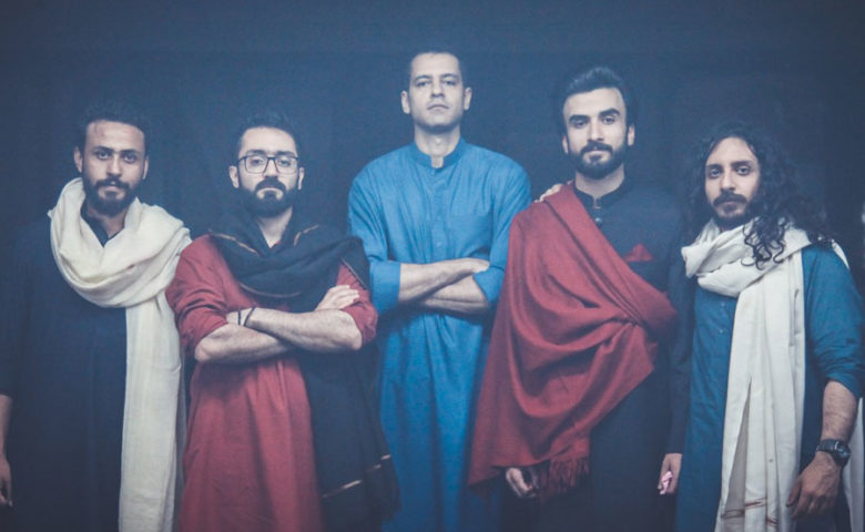 Saakin update sufi rock into something unforgettable on 'Saqi-e-Bawafa'