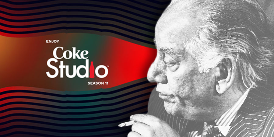 Coke Studio Faiz Ahmed Faiz