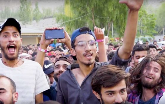 Watch: This Music Festival in the Mountains of Hunza is Bringing Cultures Together